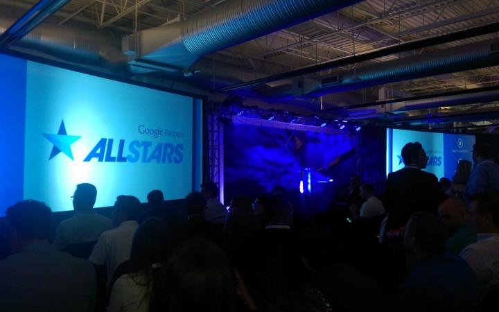 Verseo na Google Partners All Stars w Kalifornii
