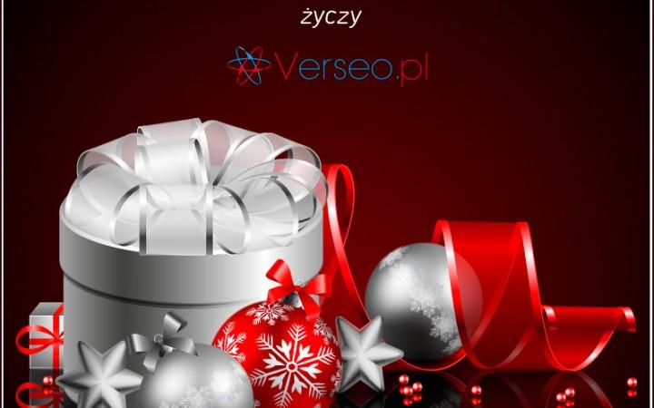 Radosnych Świąt Bożego Narodzenia i Szczęśliwego Nowego Roku!