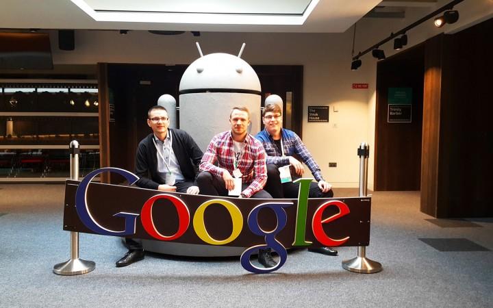 Verseo u Google w Dublinie!