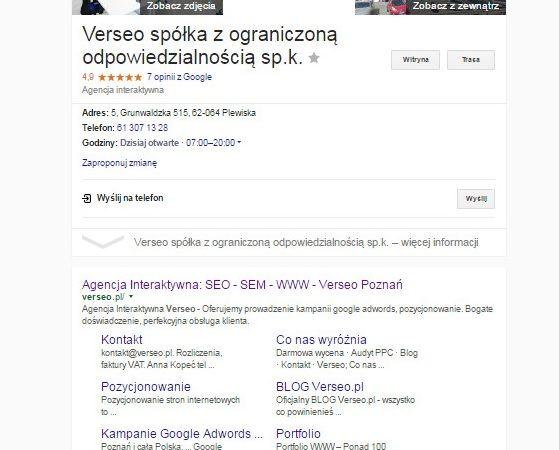 Google testuje nowy sposób wyświetlania wyników wyszukiwania