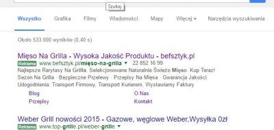 Reklamy Google AdWords urosły!