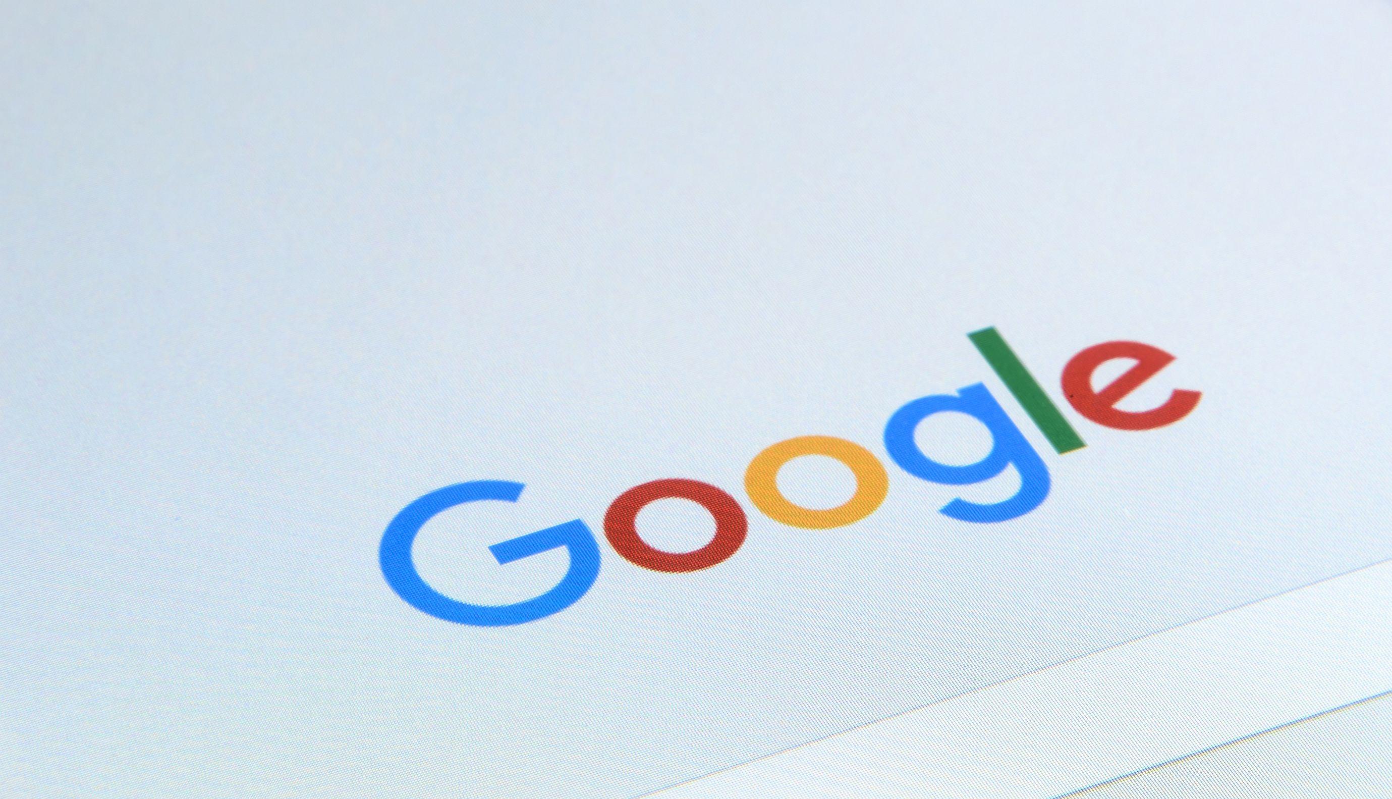 Google strona logo