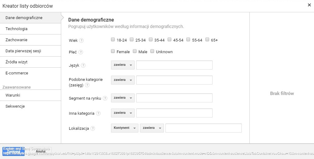 google analytics co to jest