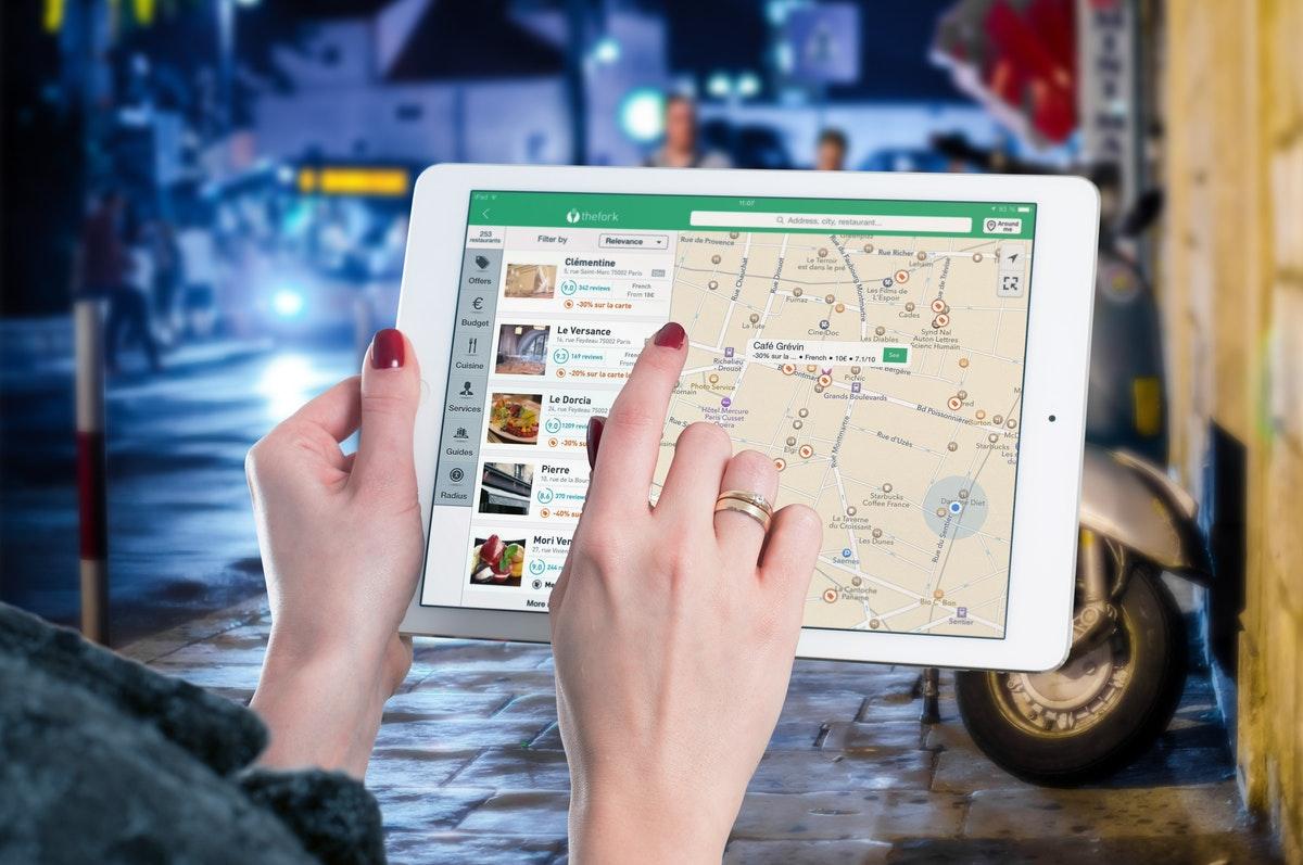 firma w google maps