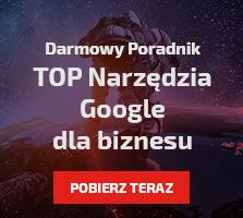Top 24 Narzędzia Google
