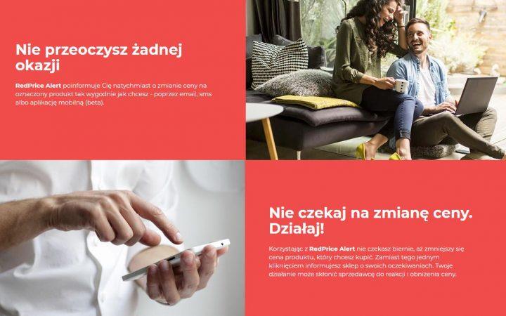 Red Price Alert - sposób na powrót klienta e-commerce